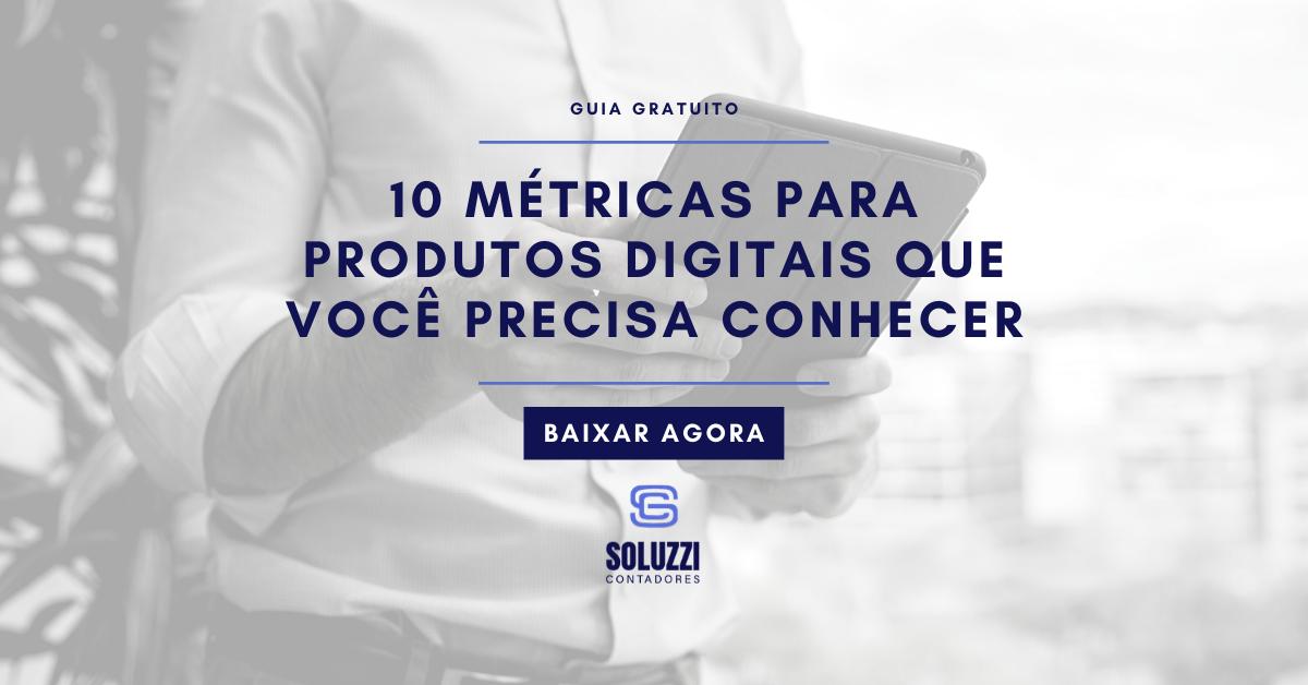 métricas produto digital